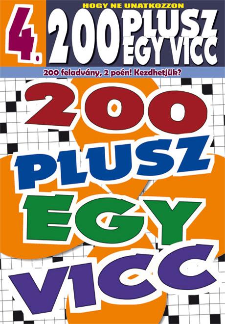 Kiadvány - 200 Plusz egy vicc könyv