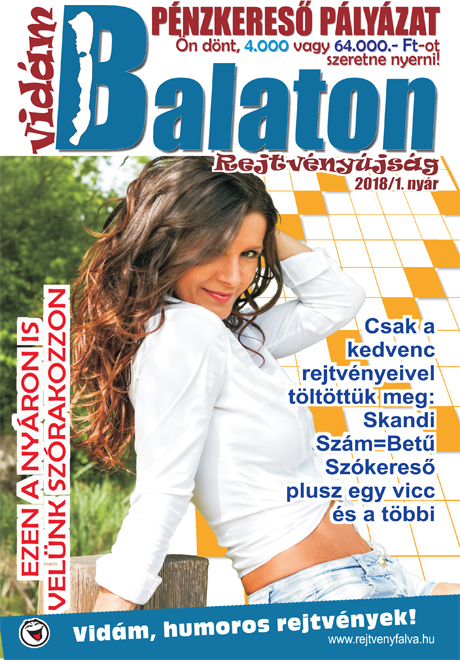 Kiadvány - Vidám BALATON