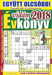 Vidám évkönyv - Pál Dénes - www.rejtvenylapok.hu